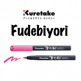 Kuretake Fudebiyori Brush Pennen