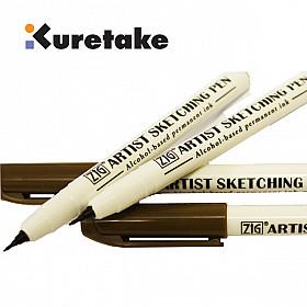 Kuretake ZIG Artist Sketching Pen