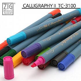 Kuretake ZIG Calligraphy II Pen (TC-3100)