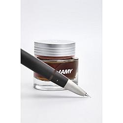 LAMY T53 Crystal Inktpot - 30 ml - Topaz