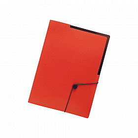 LIHIT LAB Smart Fit Carrying Holder - Maat A4 - Oranje