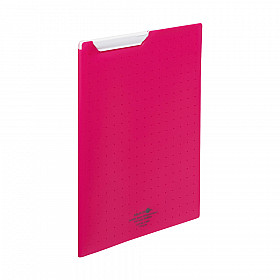 LIHIT LAB Aquadrops Clip File Klembord - A4 - Rood