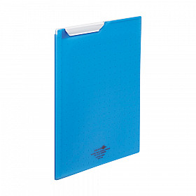 LIHIT LAB Aquadrops Clip File Klembord - A4 - Blauw