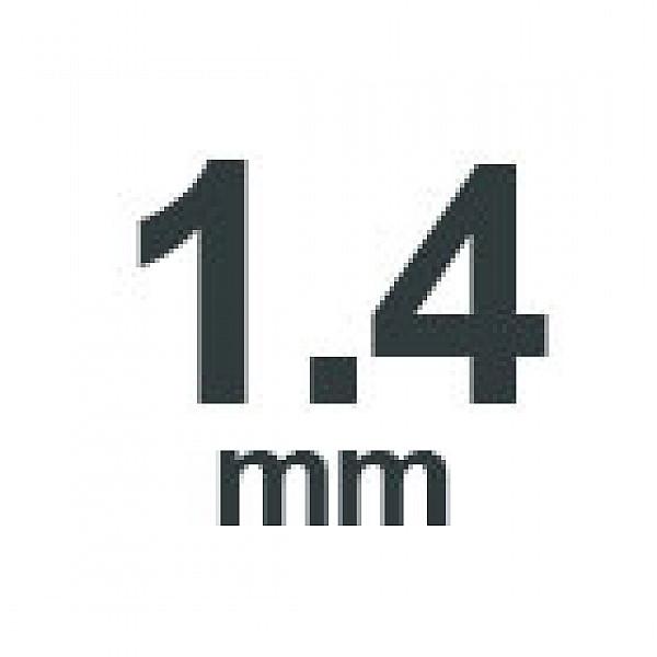 1.4 mm