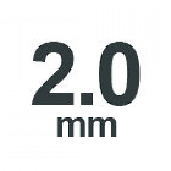 2.0 mm