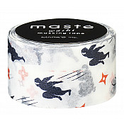 Mark's Japan Maste Washi Masking Tape - Limited Edition