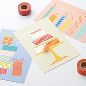 Mark's Japan With Maste Decoration Gift Cards