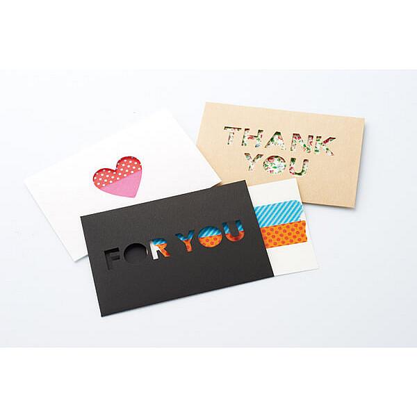 Mark's Japan With Maste Decoration Mini Cards
