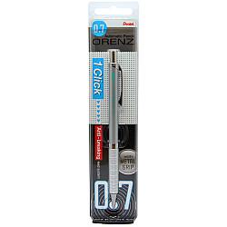 Pentel Orenz Vulpotlood - 0.7 mm - Metal Grip - Zilver