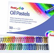Pentel Oliepastels