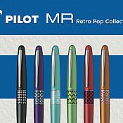 Pilot Metropolitan MR3 Retro