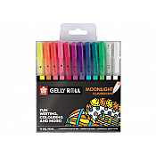 Sakura Gelly Roll Moonlight Fluorescent