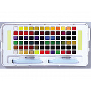 Sakura Koi Water Colors Brush Set - 72 kleuren