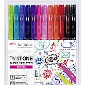 Tombow TwinTone Marker