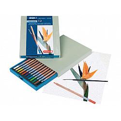Bruynzeel Aquarel Box Kleurpotloden - Set van 12