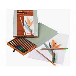 Bruynzeel Colour Box Kleurpotloden - Set van 12