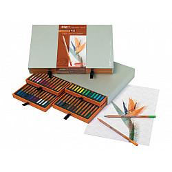 Bruynzeel Colour Box Kleurpotloden - Set van 48
