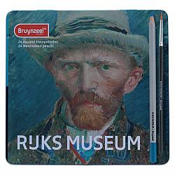 Bruynzeel Hollandse Meesters - Van Gogh - Aquarel Potloden - Set van 24
