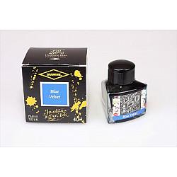 Diamine 150th Anniversary Vulpen Inkt - 40 ml - Blue Velvet (Limited Edition)