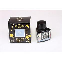 Diamine 150th Anniversary Vulpen Inkt - 40 ml - Silver Fox (Limited Edition)