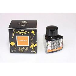 Diamine 150th Anniversary Vulpen Inkt - 40 ml - Terracotta (Limited Edition)