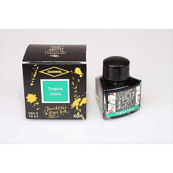 Diamine 150th Anniversary Vulpen Inkt - 40 ml - Tropical Green (Limited Edition)