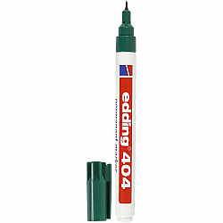 edding 404 Permanente Marker - 0.75 mm - Groen