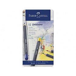 Faber-Castell Goldfaber Creative Studio Kleurpotloden - Set van 12