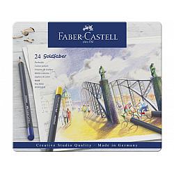 Faber-Castell Goldfaber Creative Studio Kleurpotloden - Set van 24