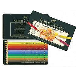 Faber-Castell Polychromos Kleurpotlood - Set van 12