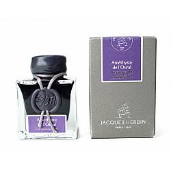 J. Herbin Limited Edition '1798' Inktpot - Amethyste de l'Oural - Shimmering Purple