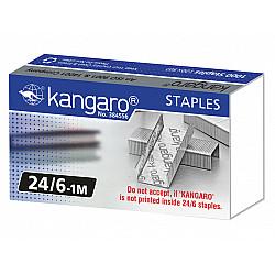 Kangaro 24/6 Standard Nietjes - Gegalvaniseerd - Doosje van 1000