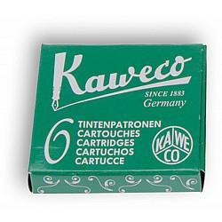 Kaweco DIN formaat Vulpen Vullingen - Set van 6 - Groen