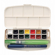 Kuretake Transparent Water Color Set - 14 kleuren
