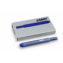 LAMY T 10 Vulpen Vulling - Blauw (Set van 5)
