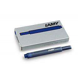 LAMY T 10 Vulpen Vulling - Blauwzwart (Set van 5)