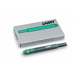LAMY T 10 Vulpen Vulling - Groen (Set van 5)