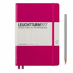 Leuchtturm1917 Notebook - A5 - Dotted - Berry