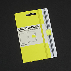 Leuchtturm1917 Pen Loop - Neon Yellow