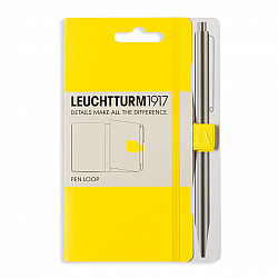 Leuchtturm1917 Pen Loop - Lemon