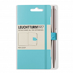 Leuchtturm1917 Pen Loop - Ice Blue/Turquoise