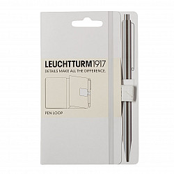 Leuchtturm1917 Pen Loop - Wit