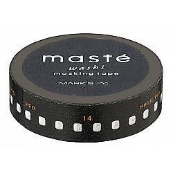 Mark's Japan Maste Washi Masking Tape - Negative Film (Limited Edition)