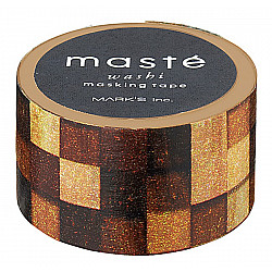 Mark's Japan Maste Washi Masking Tape - Wooden Frame (Limited Edition)