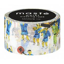 Mark's Japan Maste Washi Masking Tape - Matsuri (Limited Japanese Edition)