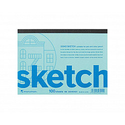 Maruman SOHO601 Schetsboek - B6 (Klein) - 96.5g papier - 100 pagina's (Japan)