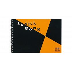 Maruman Zuan series Schetsboek - B5 (Medium) - 126.5g papier - 24 pagina's - Ringband
