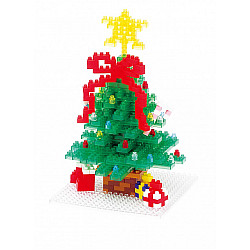 Nanoblock Big Xmas Tree