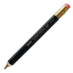 OHTO Sharp Pencil 2.0 Vulpotlood - Zwart