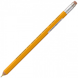 OHTO Sharp Pencil Vulpotlood met gum - 0.5 mm - Geel